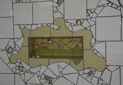 trencadis mozaik